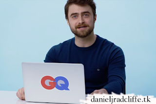 GQ magazine: Actually Me with Daniel Radcliffe