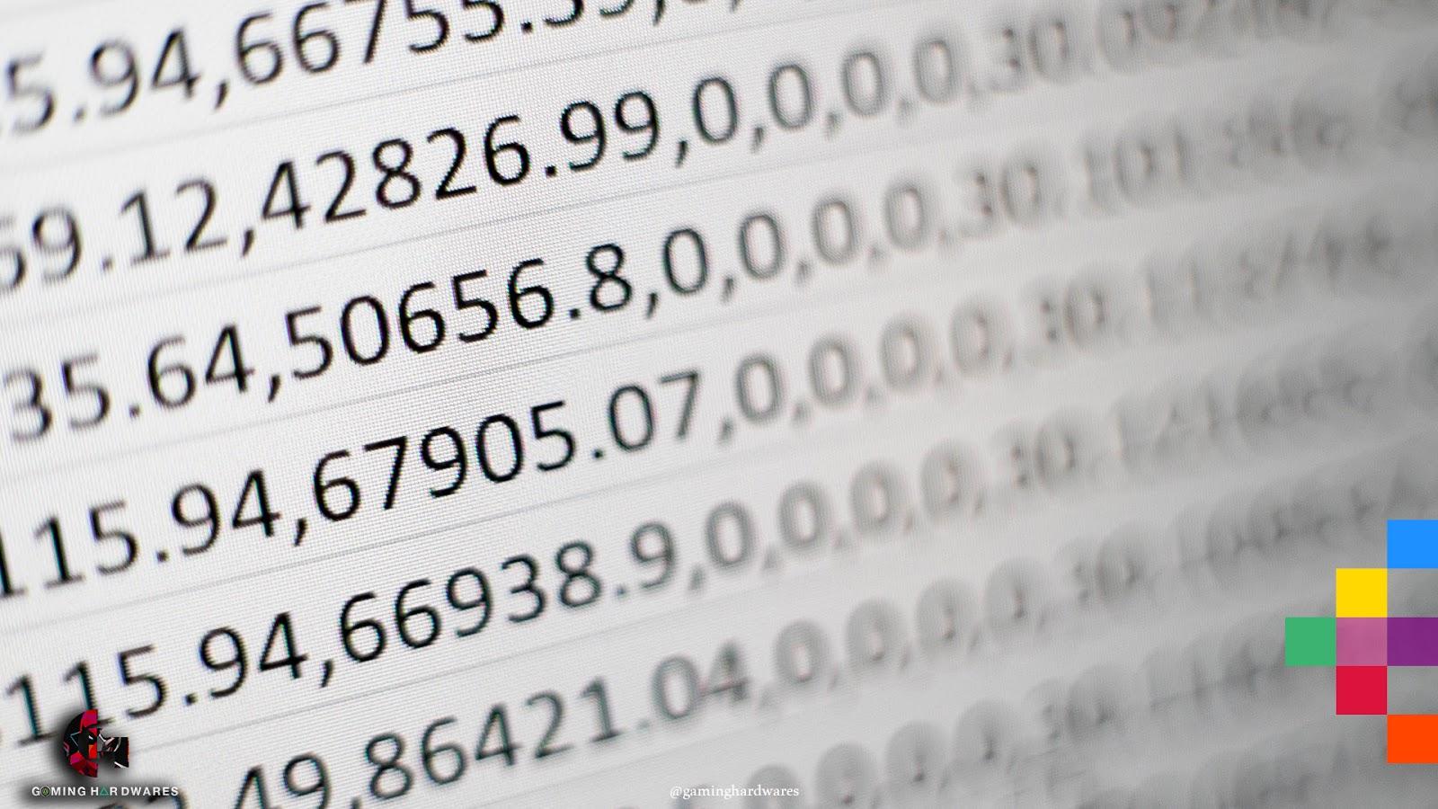 البيانات الضخمة big data
