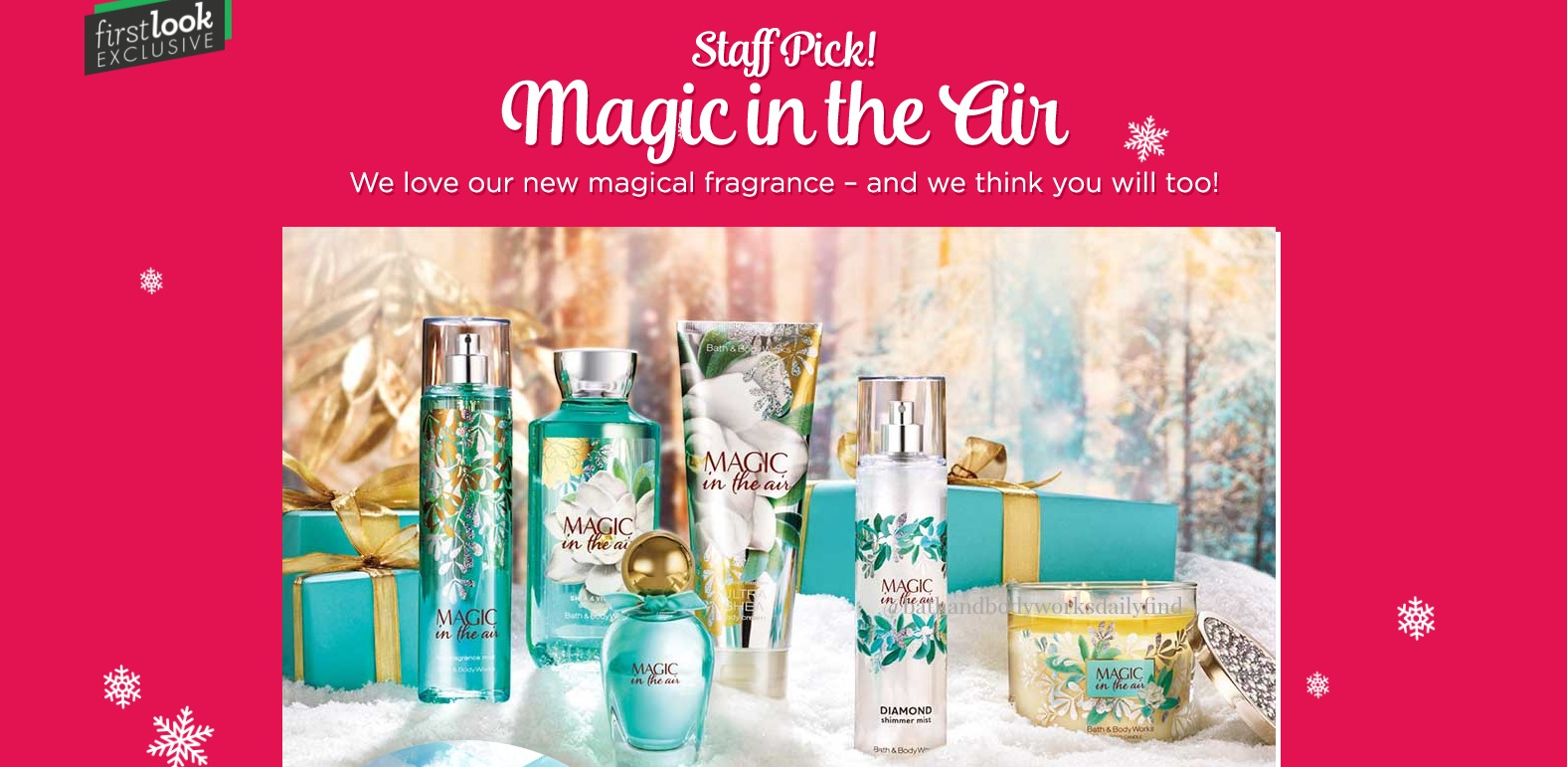 Life Inside The Page Bath Amp Body Works First Look Of