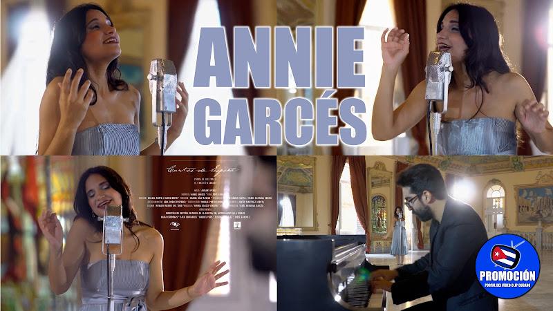 Annie Garcés - ¨Cartas de España¨ (Poema de José Martí) - Dirección: Mixael Porto - Karen Brito. Portal Del Vídeo  Clip Cubano. Música cubana. Cuba.