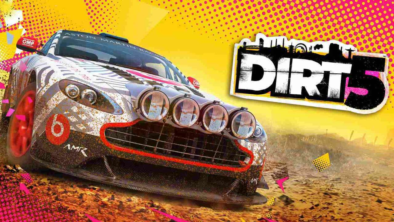 DIRT 5 Review - Great Gameplay, but Poor Career Mode