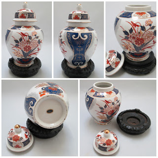 4211-Imari Ginger jar Five Photo Pack