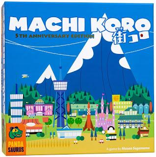 Como jugar  Ciudad Machi Koro el juego de tablero