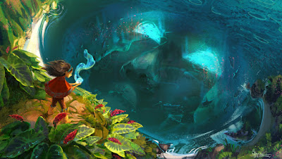 Fantasía; Ilustración de Cathleen McAllister