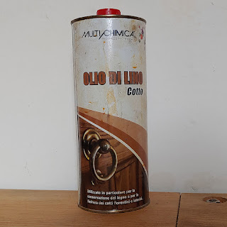 linseed oil for axe handle