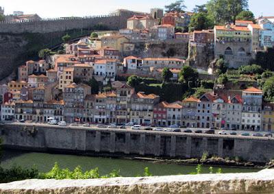 vista da cidade do Porto