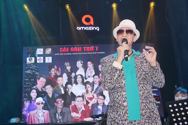 """CEO Lê Phạm,""""tái ngộ""""ca sĩ Mạnh Hùng, Chế Dũng, đêm nhạc đặc biệt. - Ảnh 4"""