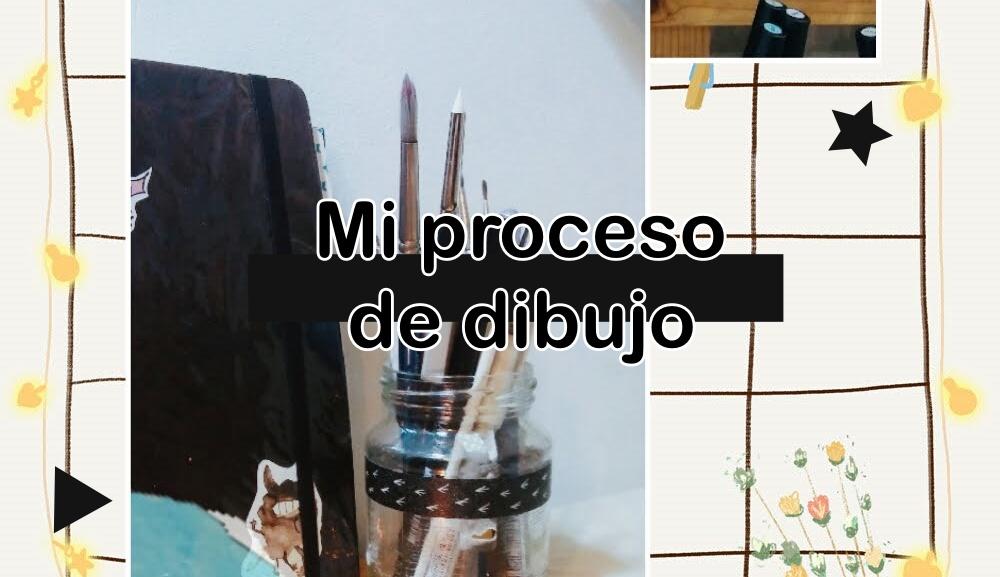 ¿Quieres saber cómo dibujo?