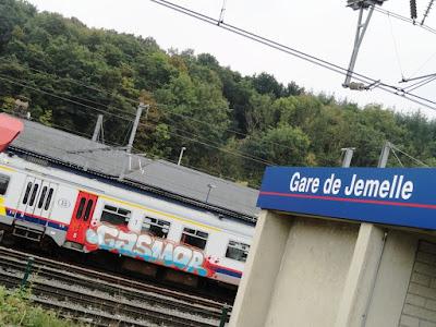 Gare de Jemelle
