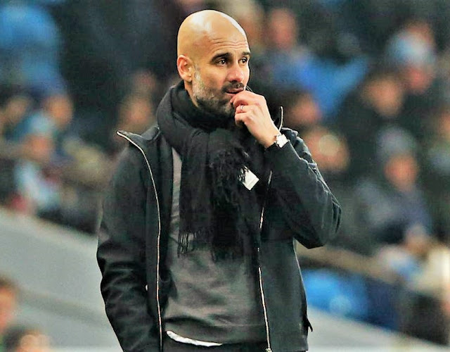"""EPL: """"Guardiola Is The Best Manager In The World""""...Jurgen Klopp"""