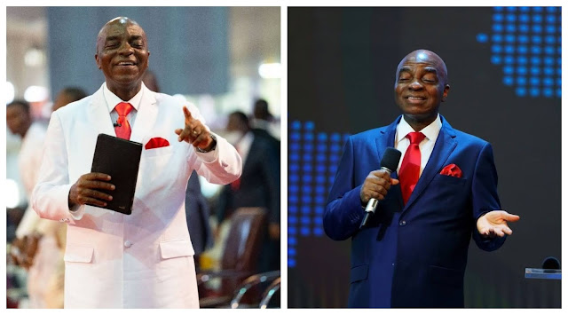 Earphones are designed by Satan — Bishop Oyedepo bans use of earphones in his church