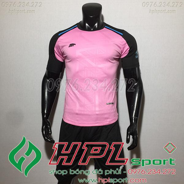 Áo ko logo Eureka Raki màu hồng