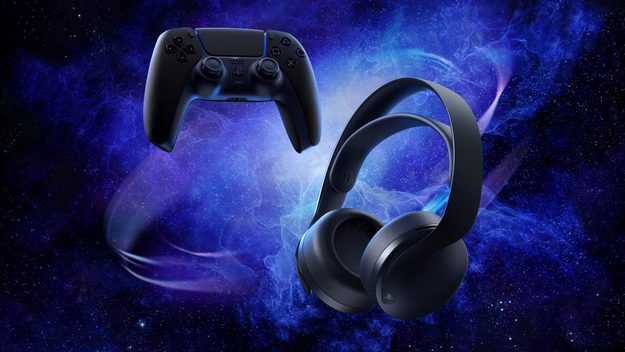 The Pulse 3D headset for the PlayStation 5 will also come in black