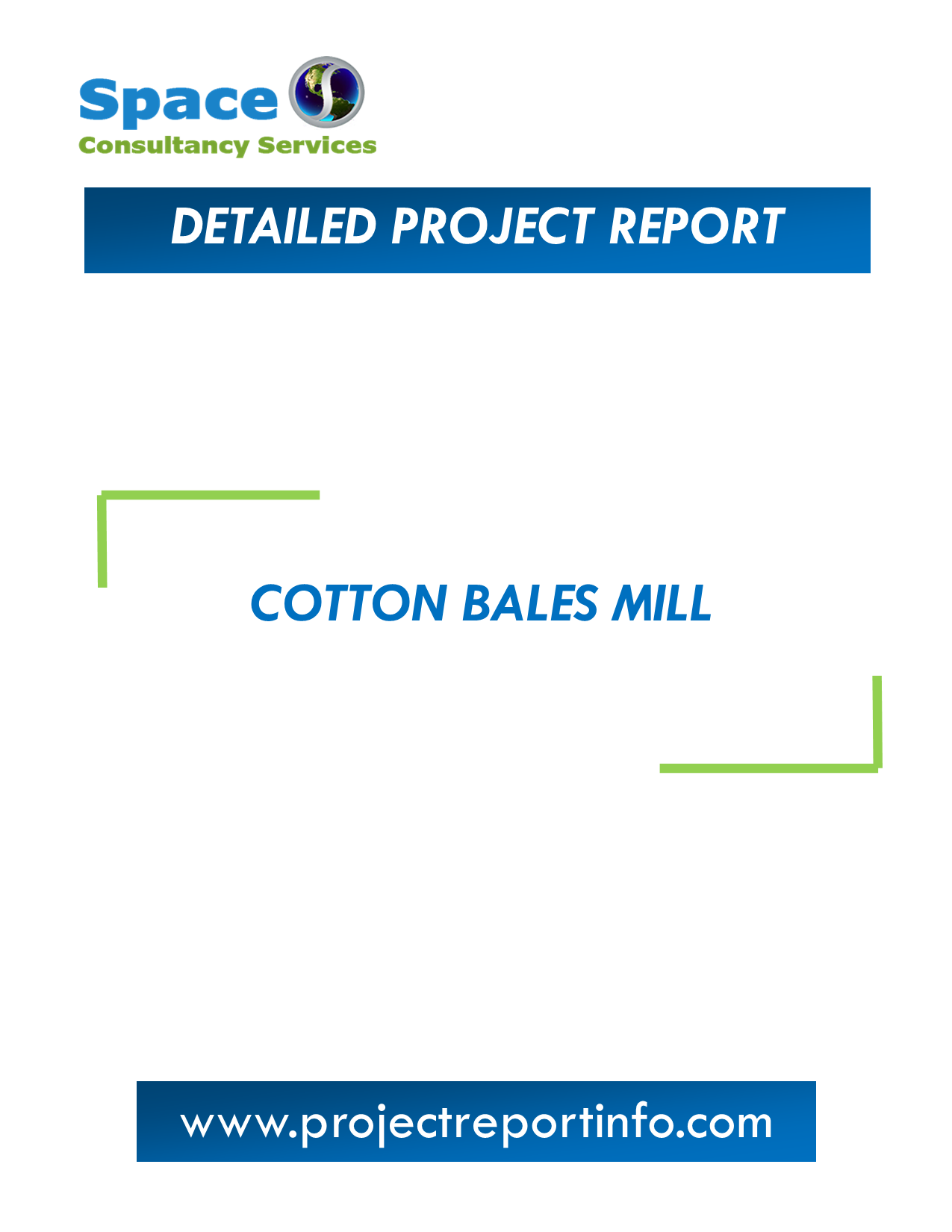 Project Report on Cotton Bales Mill