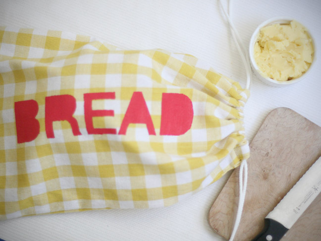 Cloth Bread Bags For Homemade