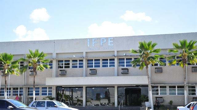 Vestibular 2018.2 do IFPE ofertará 2.585 vagas