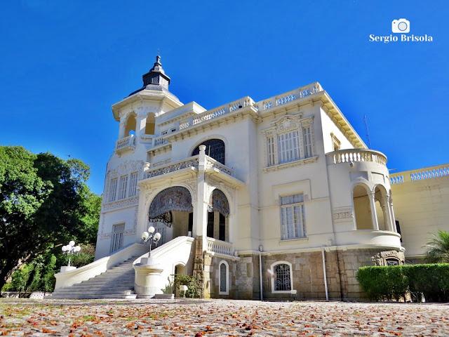 Palácio dos Cedros - Palacete Basílio Jafet - Ipiranga - São Paulo