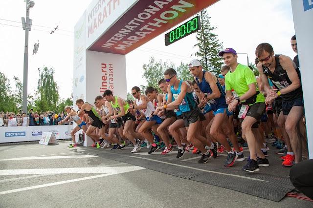 Томский марафон