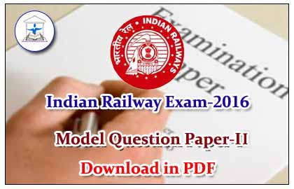 Rrb Railway Exam Question Paper Pdf