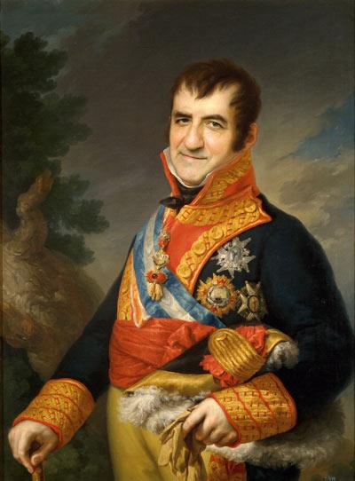 Juanjo Cucalón es Fernando VII en el teaser de la cuarta temporada de 'El Ministerio del Tiempo'