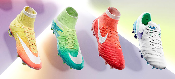 49ef2057443e73 Nike 2016 Radiant Reveal Women s Boots Pack Released - Footy Headlines