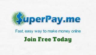 SuperPay.Me PTC para ganar dinero online