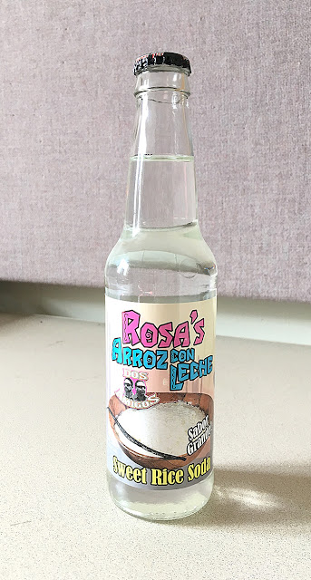 Rosa's Arroz con Leche Sweet Rice Soda