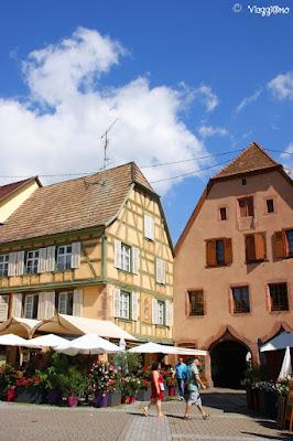 Edifici storici di Ribeauvillé