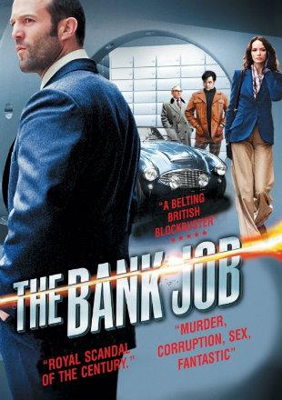 The Bank Job Sub Indo : Hindi, Movie, Download, HDRip