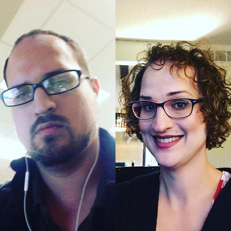 Трансгендеры. Фото До и После