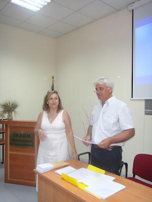 Το ΣΔΕ Ορχομενού επισκέφθηκαν οι Δήμαρχοι Ορχομενού και Αλιάρτου - Θεσπιέων