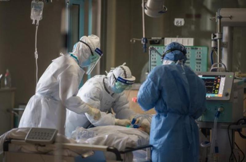 WARNING! Ahli Kesehatan Meminta Masyarakat Tidak Buka Pembukus Jenazah Pasien Corona Jika Tak Ingin Kena Virus Ini