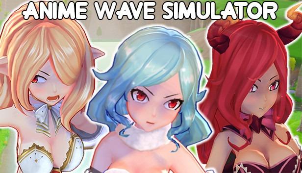 anime-wave-simulator