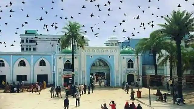 আধ্যাত্মিক সম্রাট শাহজালাল রহ - মুহাম্মদ শামসুল ইসলাম সাদিক
