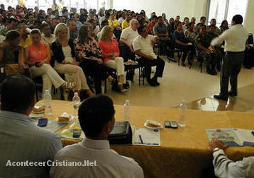 Jornada de oración por Honduras