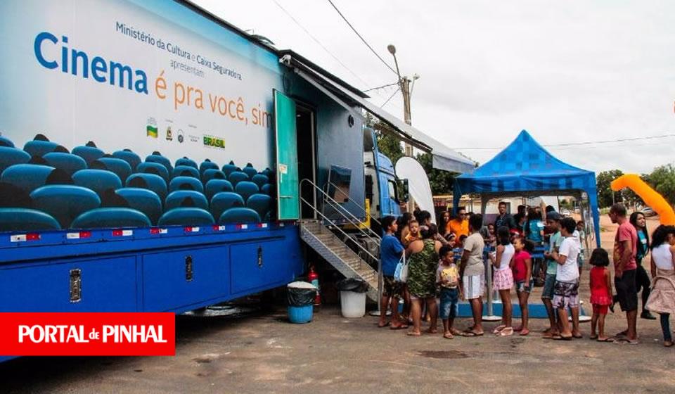 Espírito Santo do Pinhal receberá cinema itinerante gratuito durante três dias
