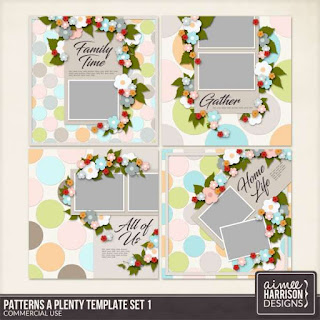 Aimee Harrison Templates