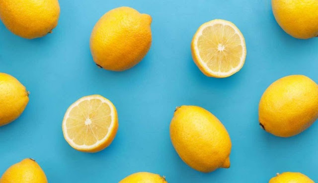 Lemon Efektif Dapat Memutihkan Kulit Wajah dan Menghilangkan Jerawat