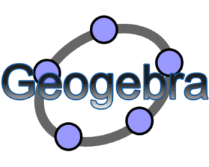 Download GeoGebra, excellent free math application