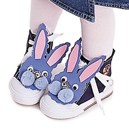 Shoelace Bunnies