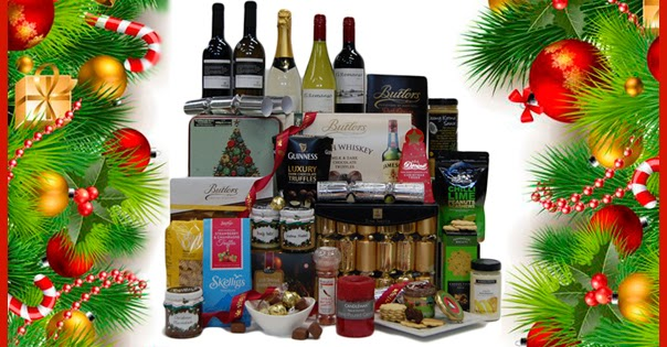 Win a Deluxe Christmas Hamper