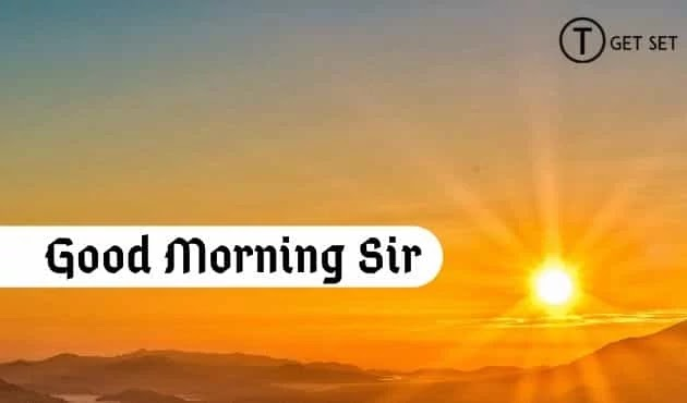 good-morning-sir
