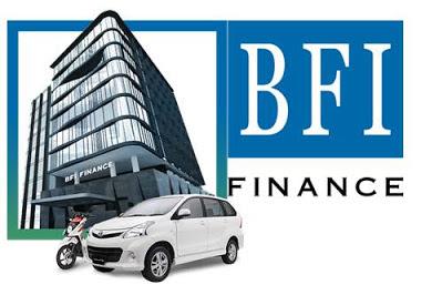 Lowongan Kerja PT BFI Finance Indonesia Tbk Pekanbaru November 2018