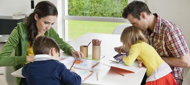 Padres y deberes