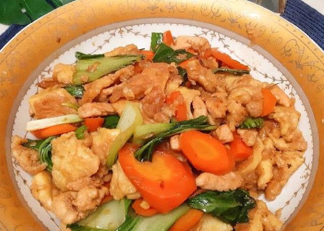 Tips Belanja Bahan-Bahan Resep Capcay Goreng Jawa Simple