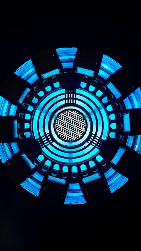 Bóng đèn màu xanh
