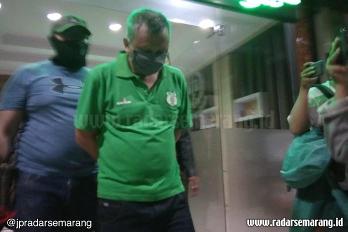 Buron Kasus Perdagangan Orang Ditangkap di Semarang