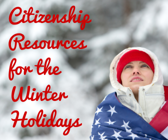 Winter Citizenship Resources