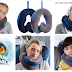 Kids and Adults Chin Supporting Travel Pillow by BCOZZY