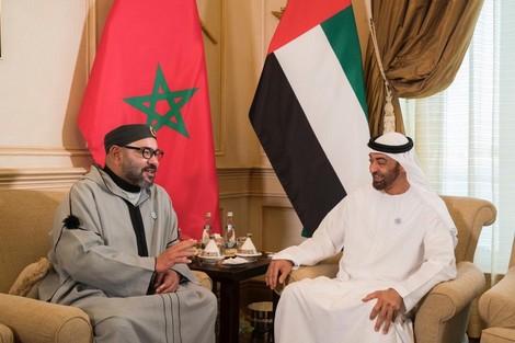 بلاغ الديوان الملكي .. الإمارات تفتح قنصلية عامة بمدينة العيون